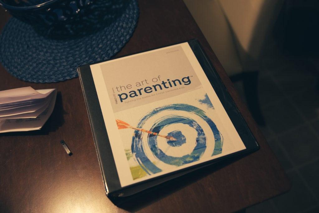 art of parenting study