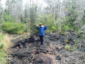 Visiting Volcanos in the USA with Kids