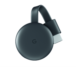 The New Google Chromecast: See It. Stream It.