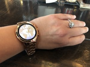 My Michael Kors Smart Watch by Google Review