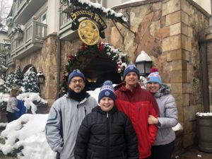 An Epic Adventure to Vail, News at Eleven